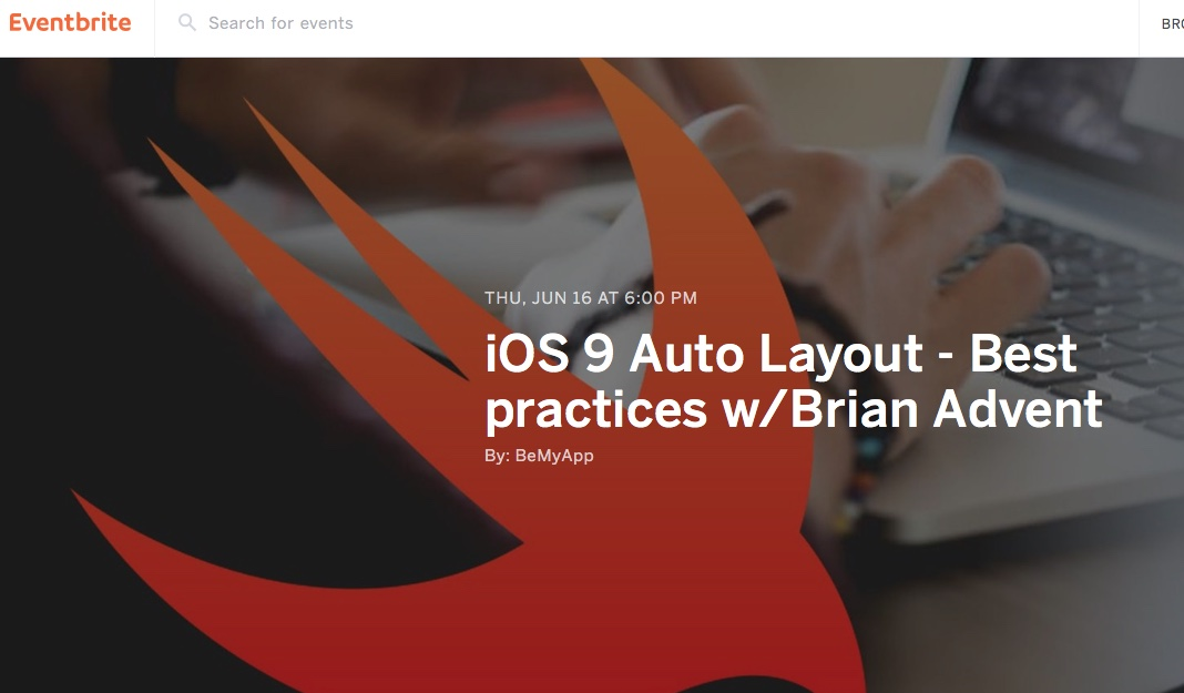 Brian Advent Auto Layout Webinar